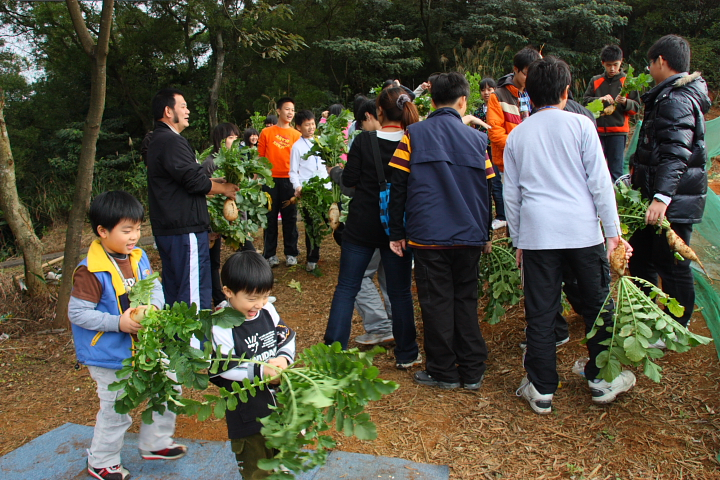 三芝番婆林花園(花卉、醬菜)0006