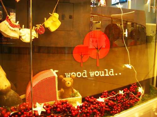 would wood..