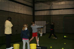 Sandlot Softball Hitting Class