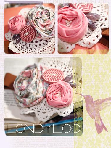 Blog headband