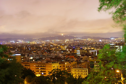 Barcellona By night