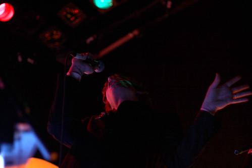Chris Keating / Yeasayer