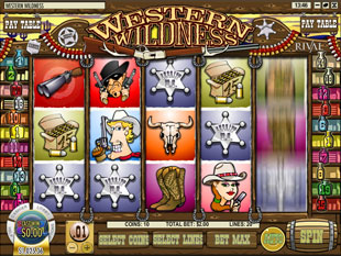 Western Wildness slot game online review