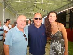 Victor Oliva, Amauri Soares e Patrcia Poeta (incarnavalrio) Tags: carnaval brahma camarote