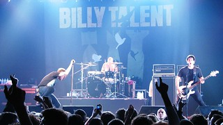 Billy Talent live in Warsaw