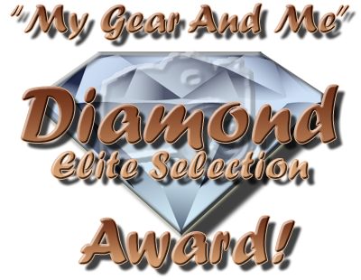 My Gear And Me - Diamond Elite Selection Award