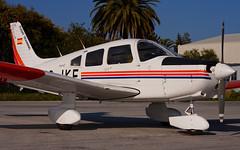 20090320-0020-Edit (improbablytall) Tags: aircraft piper jerez piperwarrior pa28 fte flighttrainingeurope