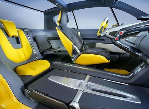 Opel Trixx interior