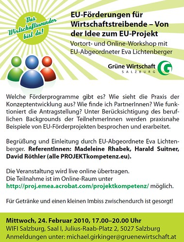EU-Finanzierung