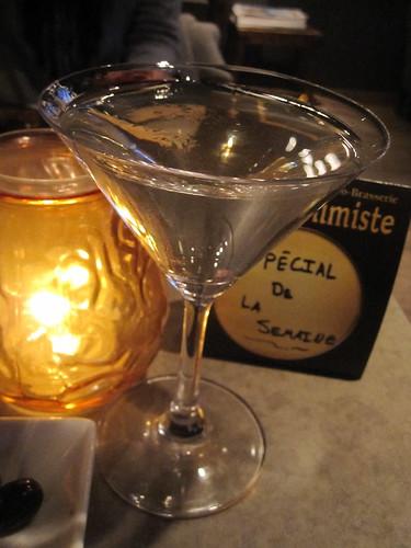 Martini à la pomme - offert par Véronique