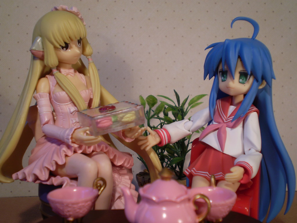 Tea with Chii