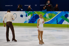 2010 Olympic Figure Skating (***roham***) Tags: ice robin sport bronze vancouver germany geotagged nikon couple acti