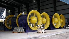Wall of Wind Phase III fan units (fiu) Tags: wall university miami hurricane engineering simulator fiu floridainternational ofwind wallofwind internationalhurricaneresearch