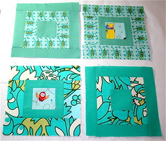 Paintbox Quilt-Along Blocks