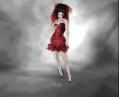Sascha's Novice Magnificent Red (Vyxsin Jinx) Tags: jinx vyxin