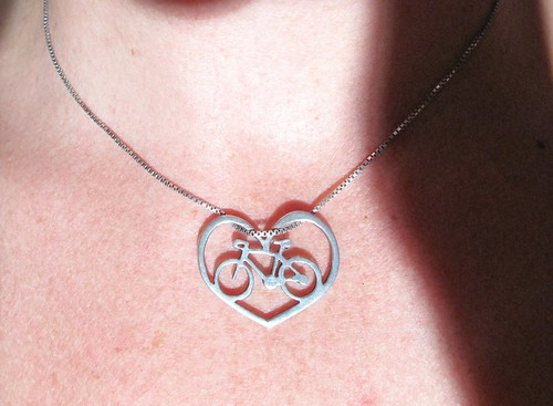 Velolove necklace