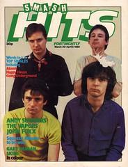 Smash Hits, March 20, 1980