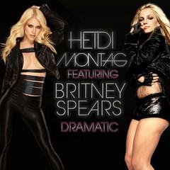 Dramatic Single (dabitxch) Tags: dramatic britneyspears singlecover heidimontag