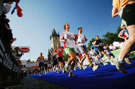 Maratonská příprava: Proč zůstávat v půli cesty?