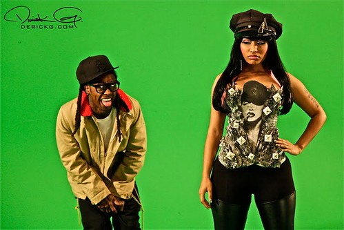 Young Money (Lil Wayne, Nicki Minaj & Tyga) - Roger That video
