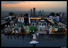 Bangkok: A drink with a view