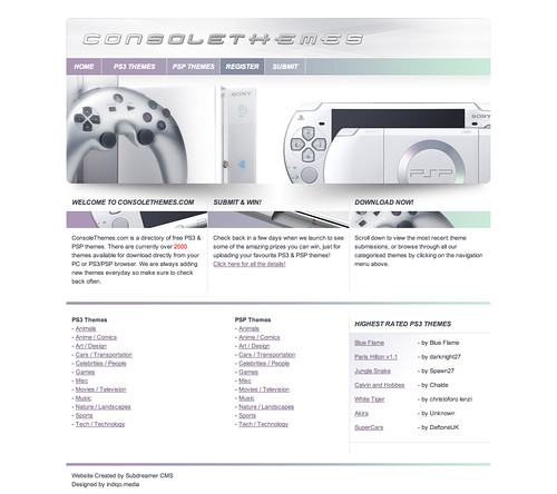Console Themes