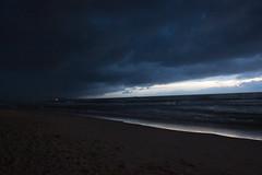 Ser que vai chover? (Daniel Lavenere) Tags: floripa sea sky cloud storm praia sc rain brasil clouds mar florianpolis chuva cu temporal tempestade nvens nvem maltempo
