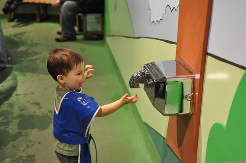 Children's Museum in February
