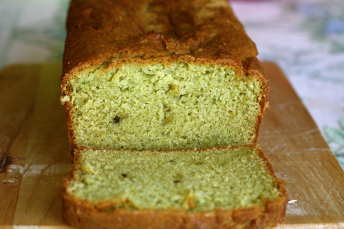 Avocado Pound Cake | Joy the Baker