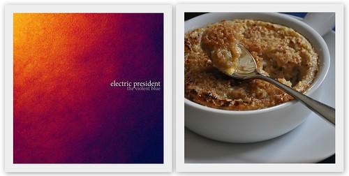 Musical Pairings Electric President Violent Blue Album ...