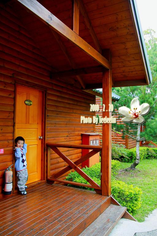 牛耳藝術渡假村|住宿、小木屋