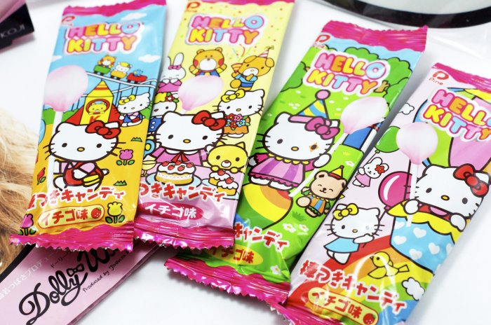 hello kitty lolipop