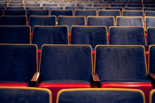the seats