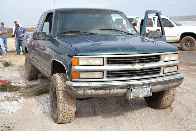 chevrolet beach cab run extended silverado 1500 2wd lifted mcfaddin mudding