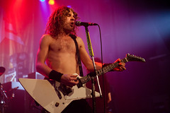 """Airbourne @ Volkshaus - Zurich • <a style=""""font-size:0.8em;"""" href=""""http://www.flickr.com/photos/32335787@N08/4421105330/"""" target=""""_blank"""">View on Flickr</a>"""