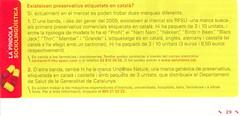LaCorbella - juliol09 - preservatius etiquetats catala