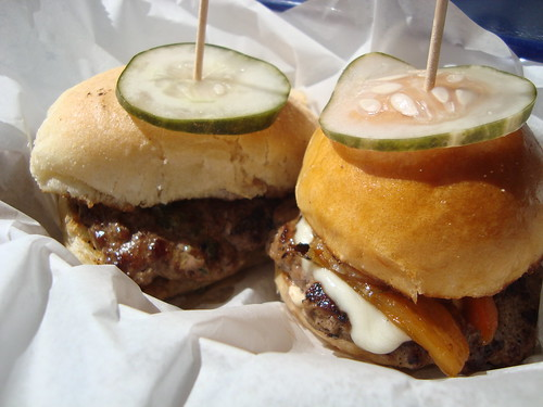 Sliders @ Patty Wagon