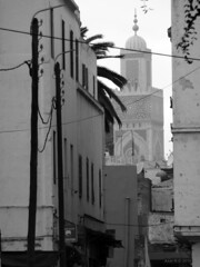 Casablanca Medina (-AX-) Tags: casa mosque morocco maroc medina casablanca oldcity mosque hassanii