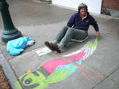 para la Tierra beauty for the bellbirds resplendent quetzal with artist