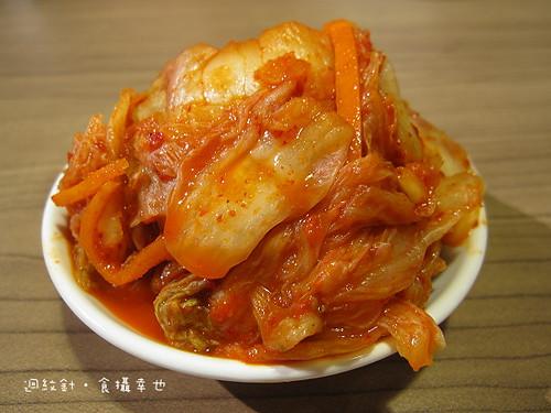 誠屋拉麵泡菜