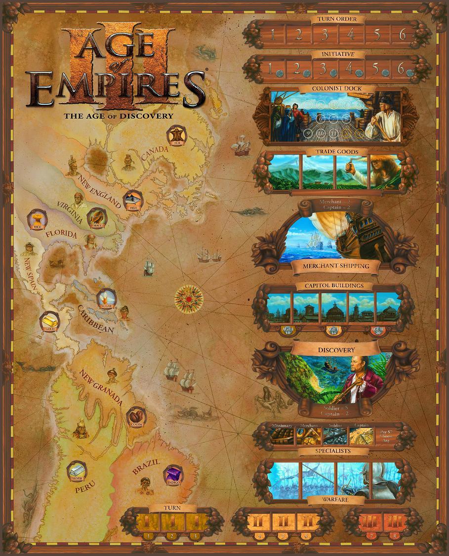 AGE OF EMPIRES III: La era de los Descubrimientos 4434008412_7d3f5e3746_o