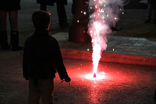 pyrotecnico-joven