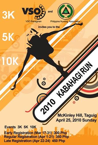 VSO Kabahagi Run 2010