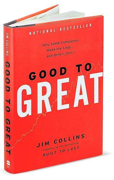 """Từ """"tốt"""" đến """"vĩ đại"""""""