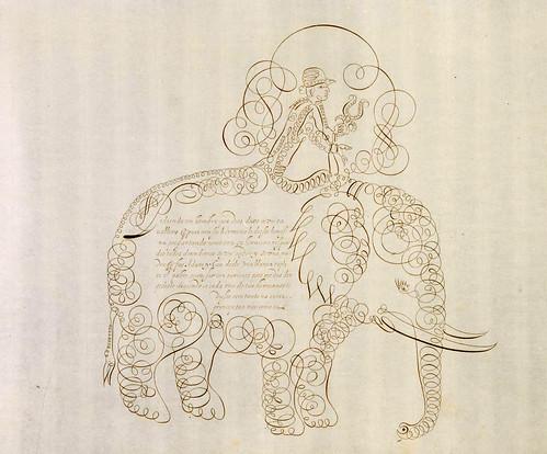 033-Schreibmeisterbuch für Herzog Wolfgang Wilhelm von Pfalz-Neuburg (1600s)