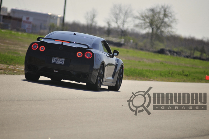 Those taillights are unmistakably GTR