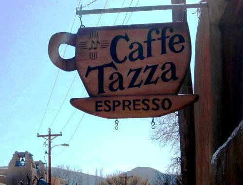 caffe tazza in taos