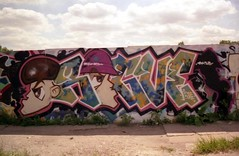 Rogue (Billy Danze.) Tags: old school chicago graffiti rogue sb 1990s tba