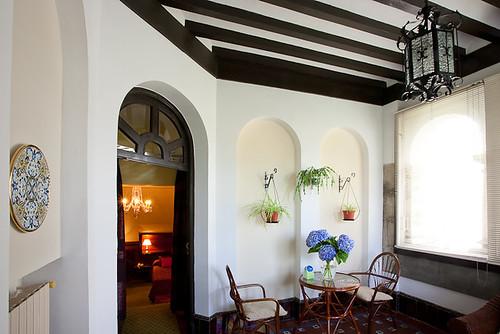 Terraza Hotel Palacio Arias