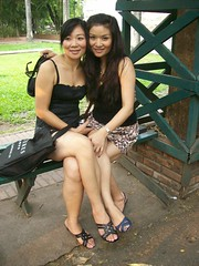 China Ladies (rodeochiangmai) Tags: ladies people outdoors women femme georgeous asianladies